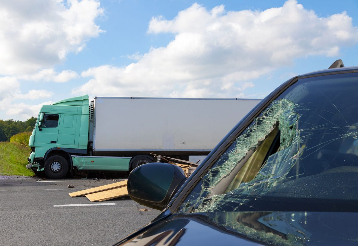 Collecting Evidence in a Truck Accident Case