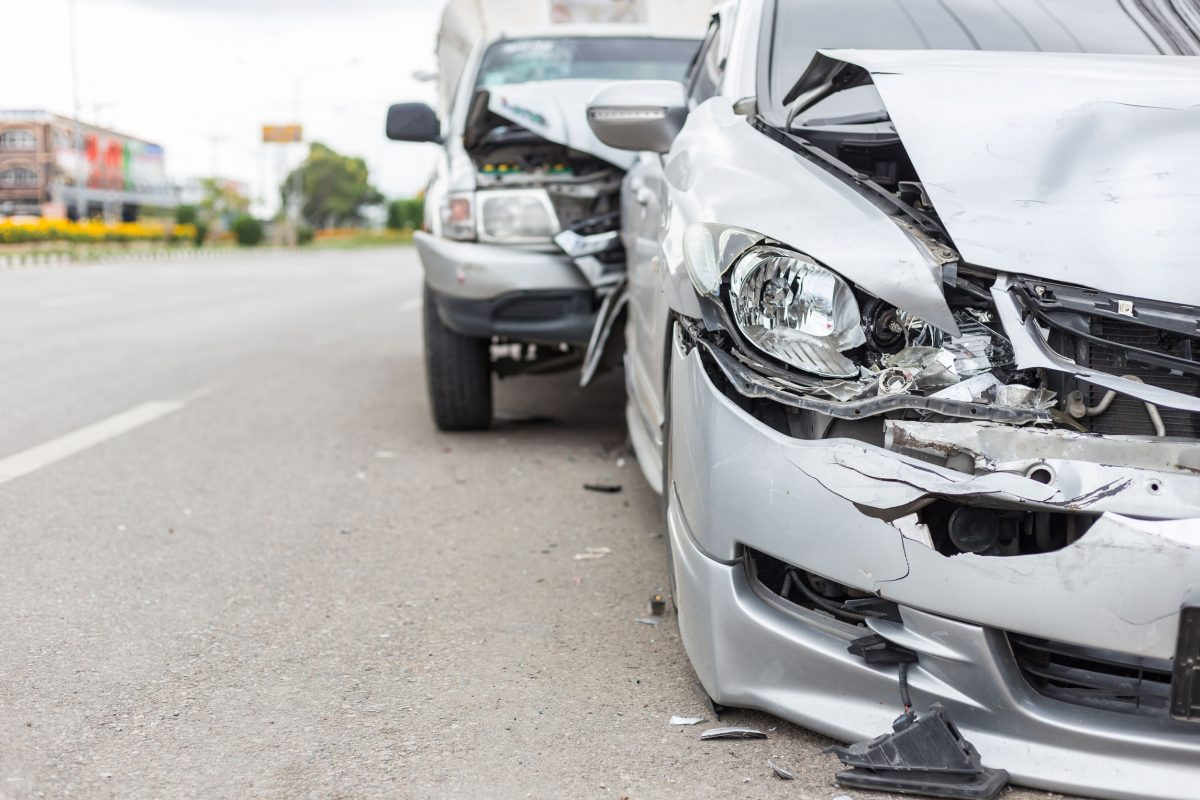 The Danger Posed by Rear-End Car Accidents
